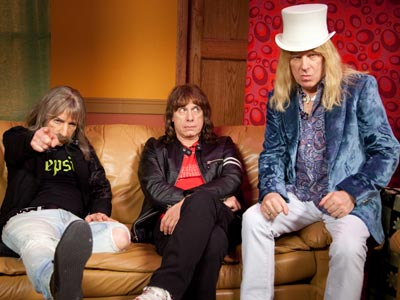 Spinal Tap, Harry Shearer, ...