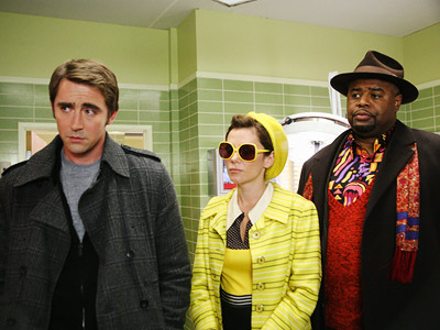 15. PUSHING DAISIES