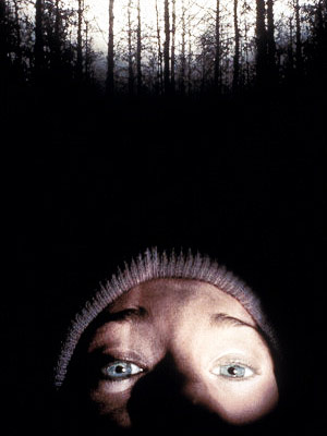 The Blair Witch Project   This ingenious mock-documentary jumps off from the premise that three young filmmakers, journeying into the Maryland woods in search of the legendary Blair Witch, have…