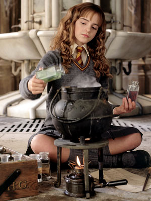 Harry Potter and the Chamber of Secrets   The Harry Potter films (2001-present) In six films based on J.K. Rowling's books, Emma Watson grew up in front of our Muggle eyes. When she…