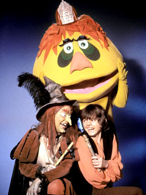 H. R. Pufnstuf   H.R. Pufnstuf (1969-1970) On the trippy Sid and Marty Krofft kids' series, young Jimmy's nemesis on Living Island is named Wilhelmina W. Witchiepoo (Billie Hayes),…
