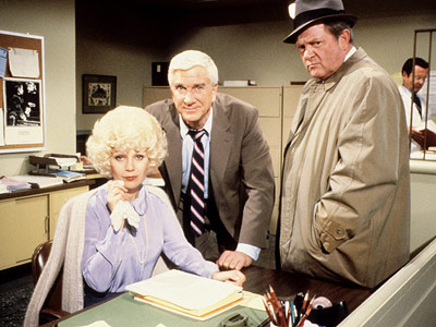 Leslie Nielsen, Police Squad | (1982, ABC) Premise: Taking a bite at crime shows from Dragnet to M Squad to Hawaii-Five O , master cop Frank Drebin (Leslie Nielsen) keeps…