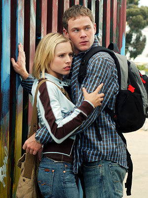 Kristen Bell, Veronica Mars | (2004-2007; UPN, The CW) Premise: Veronica (Kristen Bell) is a hardboiled high-school gumshoe who employs snark, her ever-present Sidekick, and a stun gun to help…