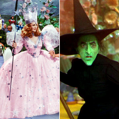 The Wizard of Oz   The Wizard of Oz (1939) Glinda, Good Witch of the North (Billie Burke), visits Munchkinland inside a bubble of pink light and gives an Oz…