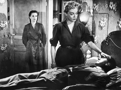 Paul Meurisse, Simone Signoret, ...   Directed by Henri-Georges Clouzot WILLIAM FRIEDKIN SAYS: ''This film was remade years later with Sharon Stone — forget that. The original, which is a French…