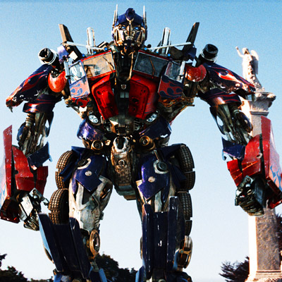 Transformers: Revenge of the Fallen | What about TRANSFORMERS: REVENGE OF THE FALLEN ? It's probably the crappiest movie ever! — Nelly