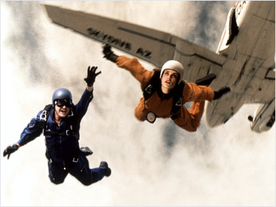 Terminal Velocity | I just re-watched TERMINAL VELOCITY with Charlie Sheen this weekend and I think it fits into the list very well. And what kind of name…