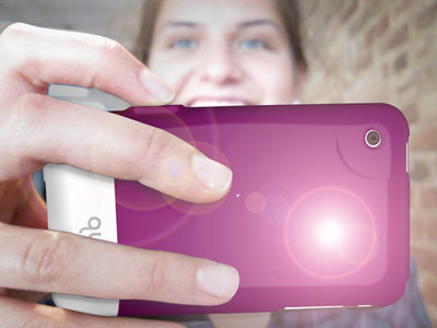 There's an app for almost everything, but sometimes you just need a dang flashlight (or a spotlight if you're taking pics). This innovative case solves…