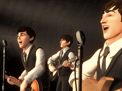 You say you want a revolution? Would you settle for a superbly entertaining music game? The Beatles Rock Band comes with a deep catalog of…