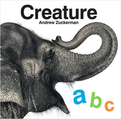 Creature | CREATURE ABC , by Andrew Zuckerman Grownups have their own luxe editions of Zuckerman's stunning wildlife photos. Now kids have one, too, in the form…