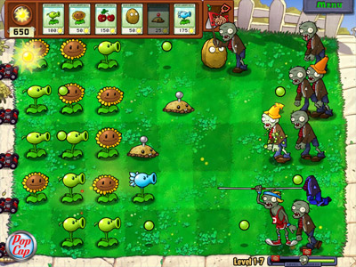 We're almost afraid to recommend this game because it will suck you in. PopCap's bread and butter may be addictive arcade-style games like Bejeweld and…