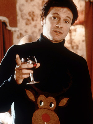 Bridget Jones's Diary | I watch Bridget Jones around Christmas... though mostly for Colin Firth's Christmas sweater. — Madd
