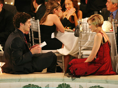 The O.C., Adam Brody | I watch the ''Chrismuhhka'' and NYE episodes of The O.C. every year. — mh