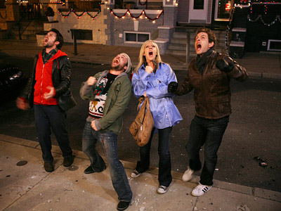 It's Always Sunny in Philadelphia | After buying the It's Always Sunny in Philadelphia DVD the day it came out, ''A Very Sunny Christmas'' is now a new Christmas classic for…