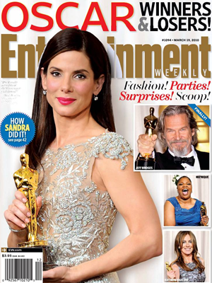 The campaign was part of EW?s March 19, 2010 issue.