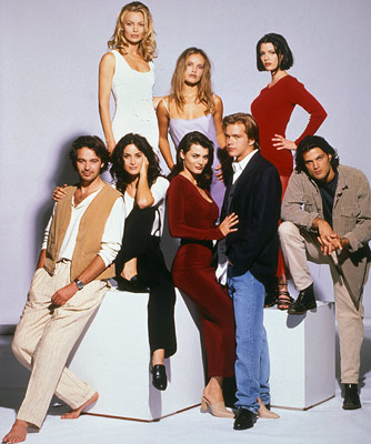 Models Inc., Carrie-Anne Moss | Models Inc. (Fox, 1994-1995) Fox attempted to recapture the glitz and glamour of Melrose Place by focusing on an L.A.-based modeling agency, run by Amanda…