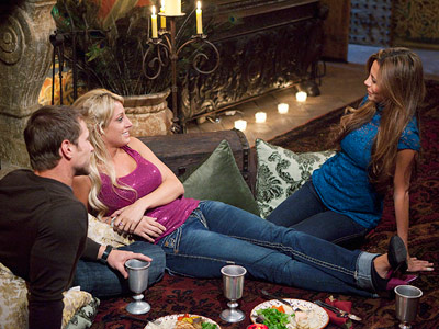 The Bachelor: Jake | The Bachelor recap: The Virgin Suicide Corrie gets a ride in the Reject Limo after she makes the mistake of telling Jake she's saving herself…