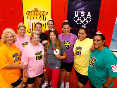 The Biggest Loser, The Biggest Loser | The Biggest Loser recap: Going After the Dream The contestants hit the Olympic training center and get inspired by some real athletes The best thing…