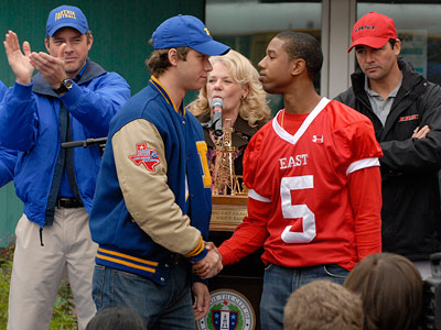 Friday Night Lights | Best Drama Series: Nominee No. 1 FRIDAY NIGHT LIGHTS ''In my opinion, FNL is the best series ever, and yet it's been snubbed by Emmy…