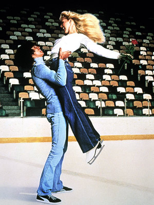 ICE CASTLES (1978) You'll need several hankies for this tear-jerker about a fictional skating great Lexie Winston (Lynn-Holly Johnson) who loses her sight after suffering…