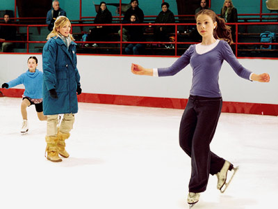 Ice Princess, Kim Cattrall, ... | ICE PRINCESS (2005) Michelle Trachtenberg plays a geeky girl, Casey, who didn't realize that she was an ice-skating prodigy until it was time to go…