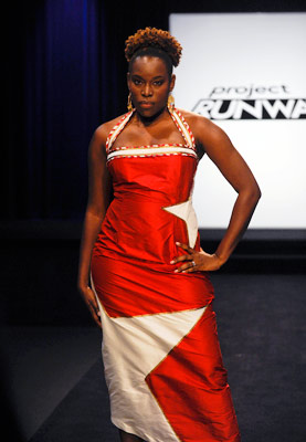 Project Runway | Project Runway recap: Go Red (Light)? It's a question of taste for one designer in a challenge geared to promote heart health Last week's winner,…