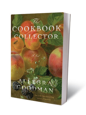 THE COOKBOOK COLLECTOR , Allegra Goodman (July 6) Fans of Goodman's lovely, nuanced novels have a treat in store with this tale of two sisters,…