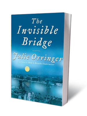 THE INVISIBLE BRIDGE , Julie Orringer (May 4) Orringer's debut story collection, How to Breathe Underwater , was greeted with fanfare several years ago; this…