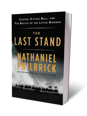 THE LAST STAND , Nathaniel Philbrick (May 4) If anyone can breathe life into the oft-told tale of Lieutenant Colonel George Custer, it's Philbrick, who…
