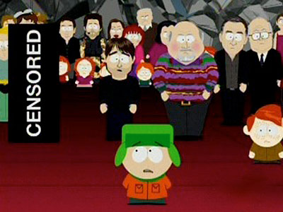South Park | South Park : Episode '201' is 'CENSORED' But back to CENSORED. Toward the end of the half-hour, Kyle stepped forward to deliver the episode's moral…