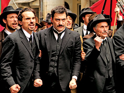 Vincere | VINCERE Italian director Marco Bellocchio's moving film (not rated) about the fate of Mussolini's first wife combines painful history with raw emotions, and ends up…