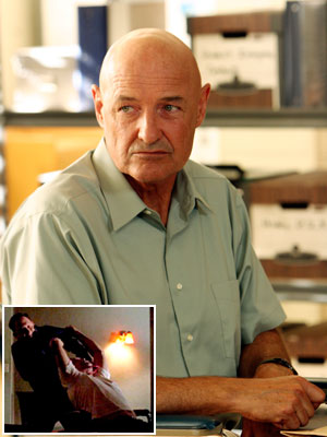 Lost, Terry O'Quinn | JOHN LOCKE (TERRY O'QUINN) When: Season 5, episode 7, ''The Life and Death of Jeremy Bentham'' How: In his post-Island life, the ever-faithful Locke took…