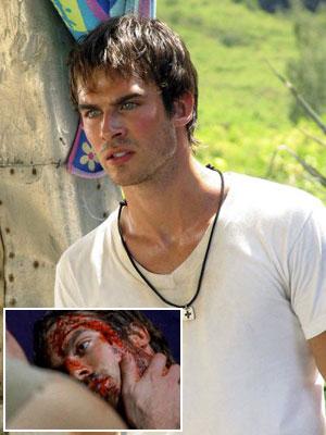 Lost, Ian Somerhalder | BOONE CARLYLE (IAN SOMERHALDER) When: Season 1, episode 20, ''Do No Harm'' How: Ironically, Boone, who'd become John Locke's sidekick, was killed in a second…