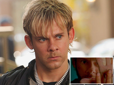 Lost, Dominic Monaghan | CHARLIE PACE (DOMINIC MONAGHAN) When: Season 3, episode 22, ''Through the Looking Glass'' How: The most heroic and heartbreaking of all the deaths was Charlie's…