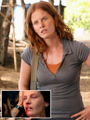 Lost, Rebecca Mader | CHARLOTTE STAPLES LEWIS (REBECCA MADER) When: Season 5, episode 5, ''This Place is Death'' How: When your introduction and departure episodes are titled ''Confirmed Dead''…