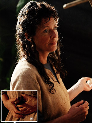 Lost, Allison Janney | MOTHER (ALLISON JANNEY) When: Season 6, episode 15, ''Across the Sea'' How: Of all the mysterious denizens of the Island, this unnamed woman is almost…