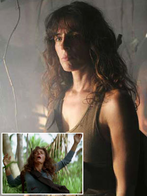Lost | DANIELLE ROUSSEAU (MIRA FURLAN) When: Season 4, episode 8, ''Meet Kevin Johnson'' How: The crazy French lady, who'd survived for years on her own after…