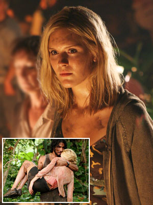Lost, Maggie Grace | SHANNON RUTHERFORD (MAGGIE GRACE) When: Season 2, episode 6, ''Abandoned'' How: Shannon joined her stepbrother Boone in the great beyond as the second regular cast…