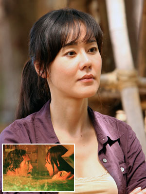 Lost, Yunjin Kim | SUN-HWA KWON (YUNJIN KIM) When: Season 6, episode 13, ''The Candidate'' How: Sun was rescued as part of the Oceanic 6 but was committed to…