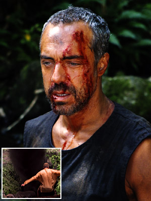Lost, Titus Welliver | MAN IN BLACK (TITUS WELLIVER) When: Season 6, episode 15, ''Across the Sea'' How: Designated the ''special'' son by his cryptic mother, all he wanted…