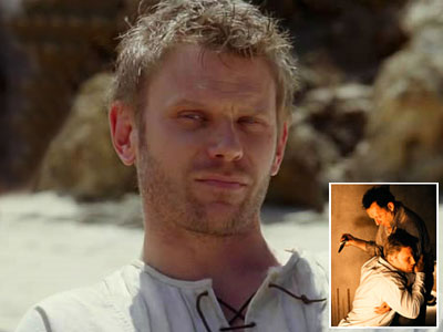 Lost, Mark Pellegrino | JACOB (MARK PELLEGRINO) When: Season 5, episode 16, ''The Incident, part 2'' How: We'd come to believe that Jacob was the key to it all...possibly…