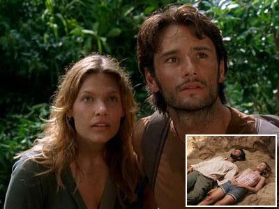 Lost | NIKKI & PAULO (KIELE SANCHEZ & RODRIGO SANTORO) When: Season 3, episode 14, ''Exposé'' How: A poisonous spider paralyzed Nikki and Paulo, but that was…