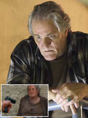 Lost, M.C. Gainey | TOM FRIENDLY (M.C. GAINEY) When: Season 3, episode 23, ''Through the Looking Glass, Part 2'' How: One of Ben's chief Other lieutenants, the man also…