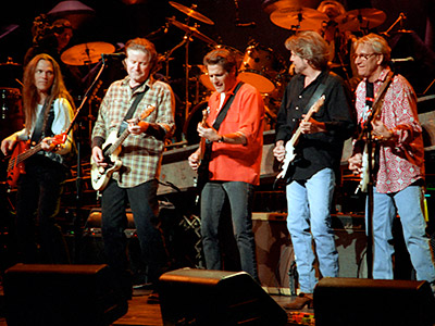 Eagles | THE EAGLES', ''DESPERADO'' ''For me the best sing-along at a concert was the Eagles singing 'Desperado.' While most songs are big anthems, everyone in the…