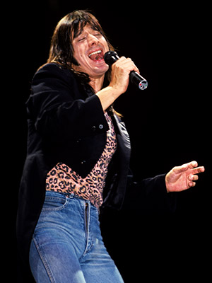 Journey, Steve Perry | JOURNEY'S ''DON'T STOP BELIEVIN''' (even without Steve Perry, though it hurts '''Don't Stop Believin'' by Journey is a classic. That has to get a mention.''…