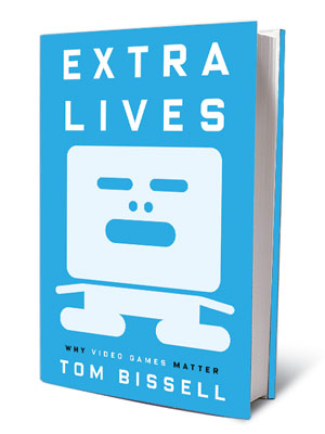 EXTRA LIVES, by Tom Bissell A fascinating nonfiction meditation on the art of videogames, this book is also sure to make you feel better about…