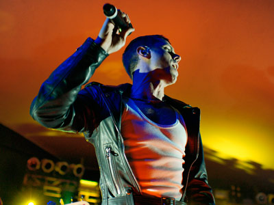 Jake Shears, Scissor Sisters | NIGHT WORK, Scissor Sisters The glam band's stellar dance album touches on everything from the grim reaper to a wild night with men who smell…