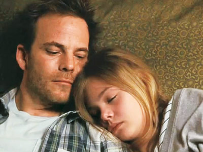 Elle Fanning, Stephen Dorff | SOMEWHERE trailer This affecting clip for Sofia Coppola's latest — a drama about a movie-star father (Stephen Dorff) and his daughter (Elle Fanning), due out…