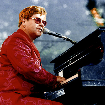 Elton John | ELTON JOHN'S ''TINY DANCER'' ''Saw Elton in January...'Crocodile Rock' was a huge sing-along-fest. 'Tiny Dancer' was good. In fact, it was all good. It was…