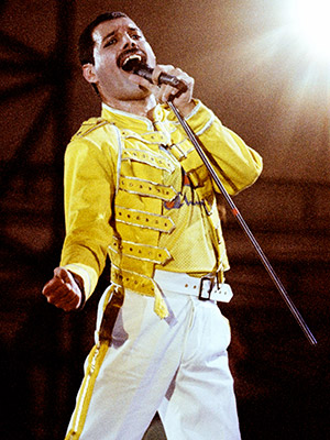 Freddie Mercury | QUEEN'S ''WE WILL ROCK YOU'' (even without Freddie Mercury, though it hurts) ''Without a doubt, it's 'We Will Rock You' by Queen. The sound of…